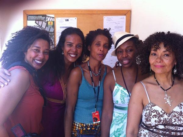 Les femmes de l'image de la diaspora